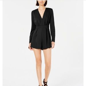 NWOT Leyden tailored romper